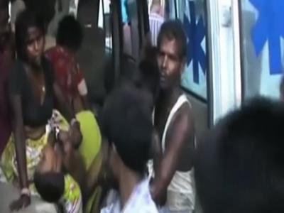 Free Lunch Turns Deadly in India
