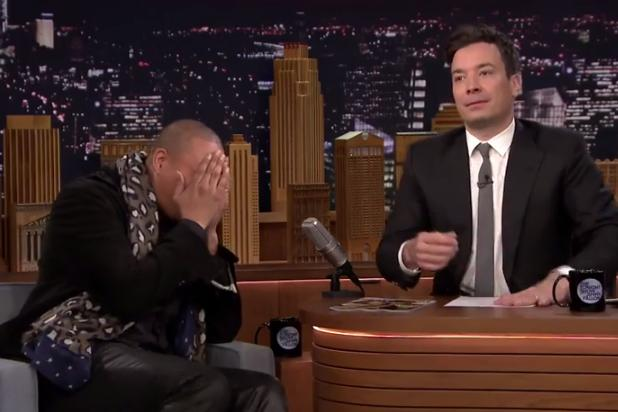 Terrence Howard Walks Jimmy Fallon Through His Super-Awkward Oscars Moment (Video)