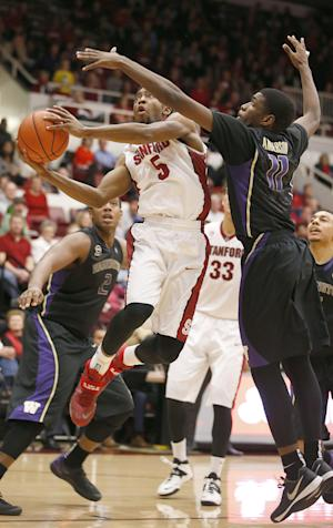 Randle, Stanford beat Washington 79-67