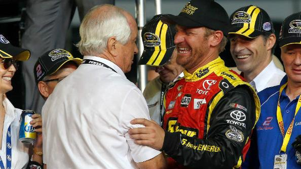 Menzer: Penske finally achieves his 'lifelong goal'