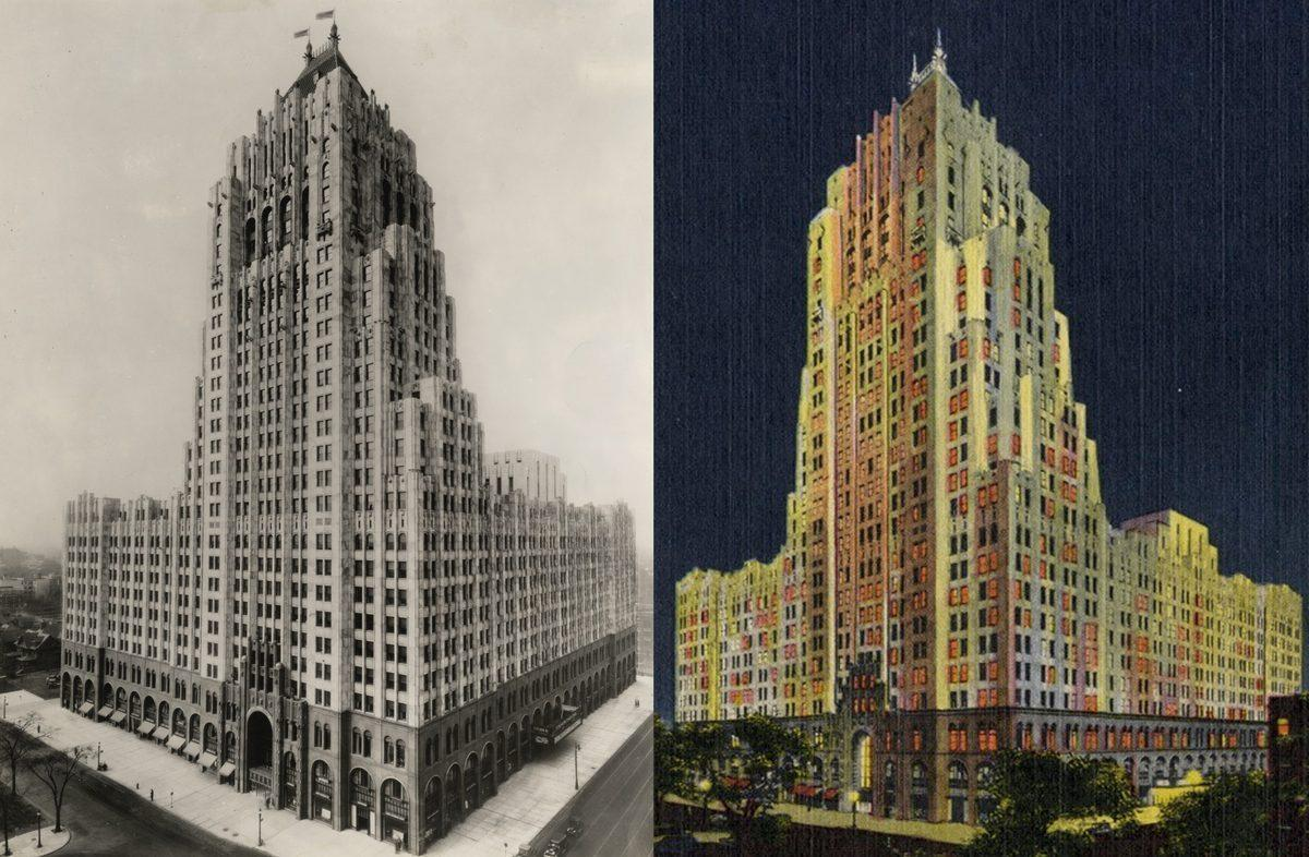 On the Auction Block: Fisher Building Foreclosure: Detroit's Art Deco Masterpiece Heads to Auction This Summer