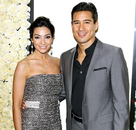 Mario Lopez Marries Courtney Mazza!