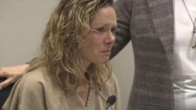 Mother charged with murder appears in court