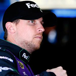 Hamlin talks about motorhome incident
