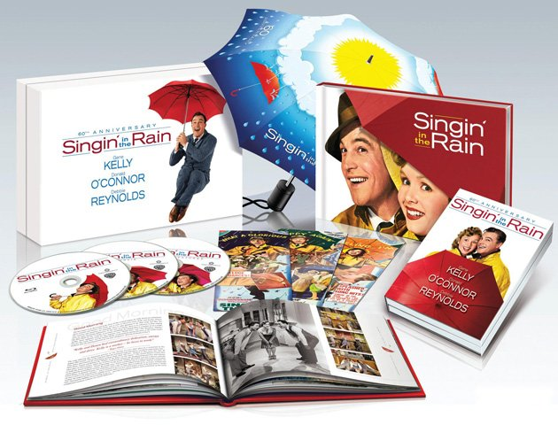 Singin' in the Rain: 60th Anniversary Collector's Edition