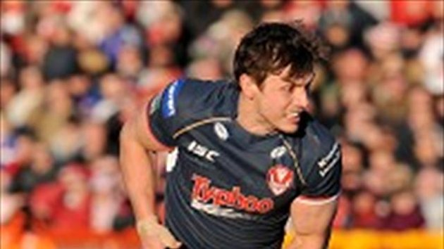 Jon Wilkin has made 256 appearances for St Helens