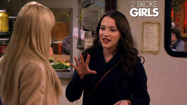 2 Broke Girls - Death Wishes