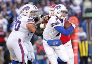 NFL: Kansas City Chiefs at Buffalo Bills