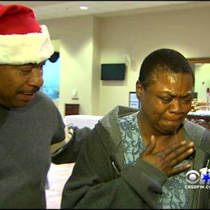 Viewers Help Return A Stolen Christmas