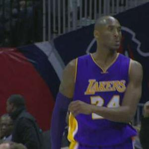 Kobe Hits 32,000 Points