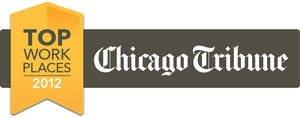 First Midwest Bank Recognized by the Chicago Tribune as a Top Workplace for the Third Consecutive Year