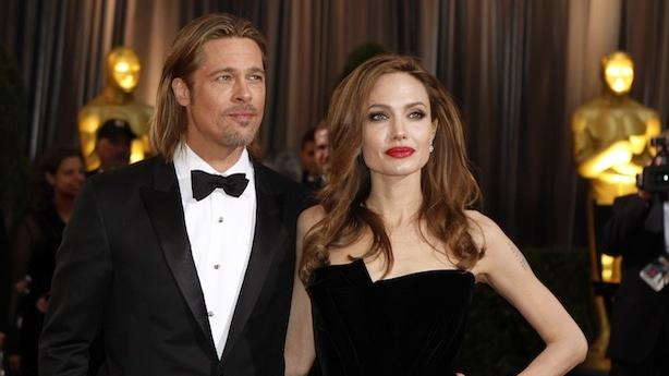 Are Brad and Angelina Getting Married This Weekend?