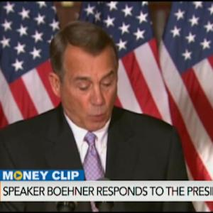 House Speaker Boehner: Immigration Action Is Damaging