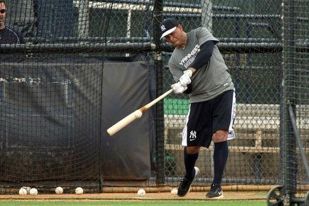 On field and off, all eyes on A-Rod at Yankees' spring training