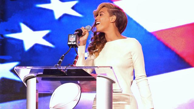 Beyonce Admits to Singing With Pre-Recorded Track at Inauguration