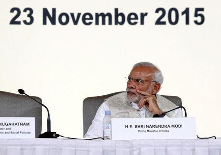 India's Modi to meet Sonia Gandhi to discuss new indirect tax