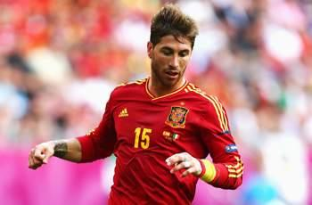 Ramos set to become youngest European player to win 100 caps