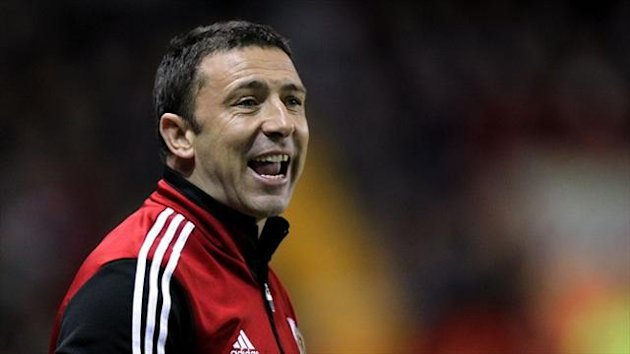 Derek McInnes is interested in Rhys Murphy