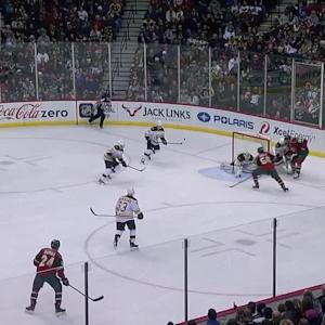 Vanek's 2nd-period goal