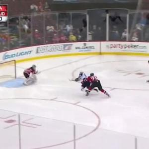 Cory Schneider Save on Mark Scheifele (01:11/3rd)