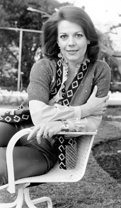 In a Jan. 30, 1979 file photo, actress Natalie Wood poses in Los Angeles, Calif. Dennis Davern, captain of the yacht Splendour, which Wood was aboard on the night she died, said on national TV Friday,