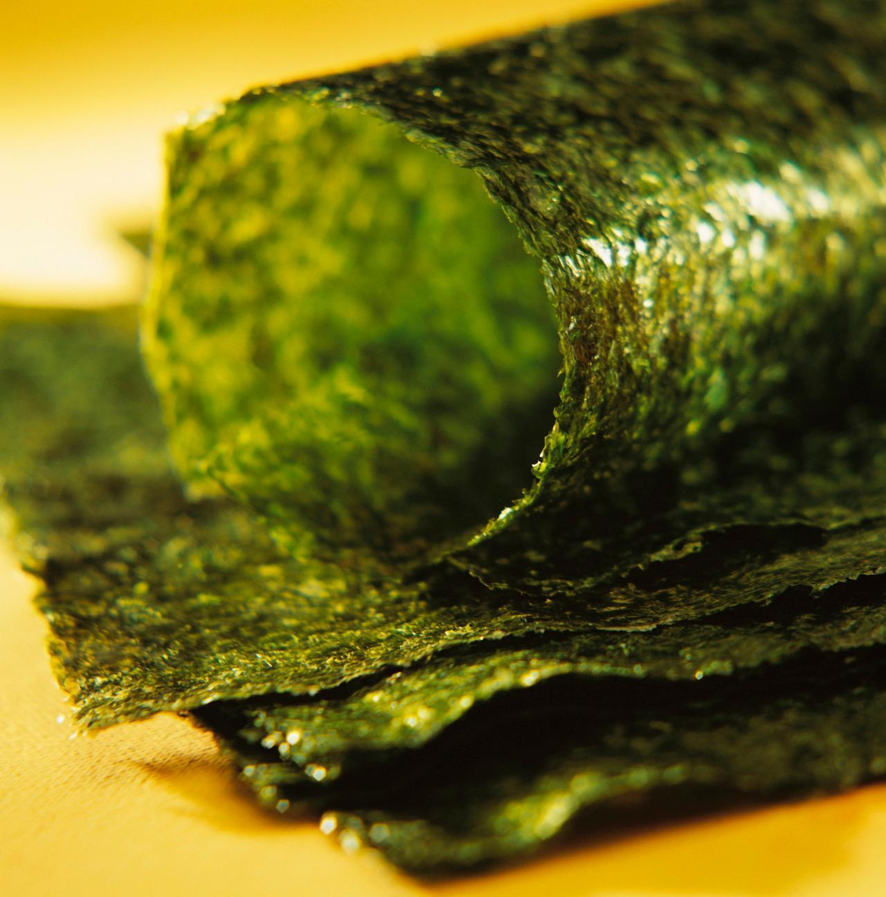 Your Obsession With Seaweed Snacks is Really, Really Good For Your Health