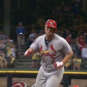 Holliday's 9th-inning blast