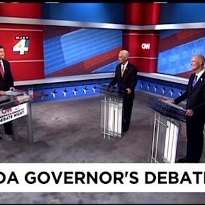 Final Gubernatorial Debate Pt. 1