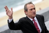 Tommy Lee Jones em San Sebastin
