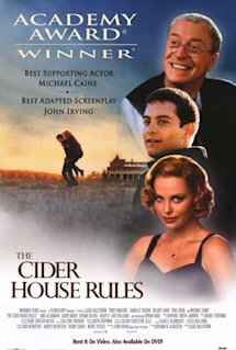 Poster of The Cider House Rules
