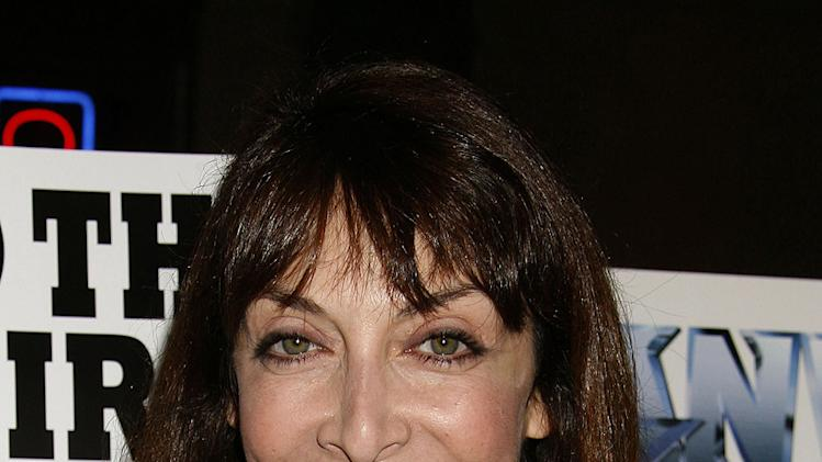 Anvil The Story of Anvil Premiere LA 2009 Illeana Douglas