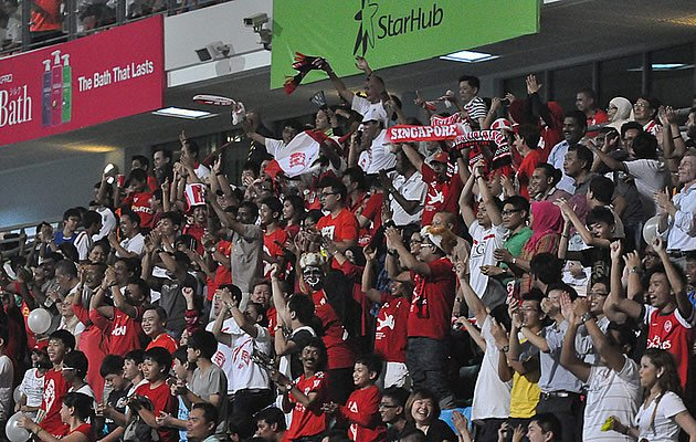 S'pore held off competition from Tokyo and KL to be named Asia's best sports city (Photo courtesy of SSC)