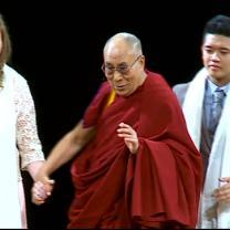 The Dalai Lama Visits Minneapolis