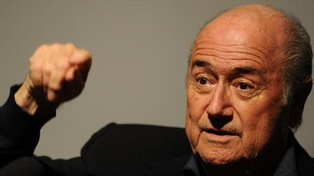 Sepp Blatter has defended Qatar (PA Photos)