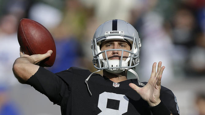 Ravens sign QB Matt Schaub to 1-year contract
