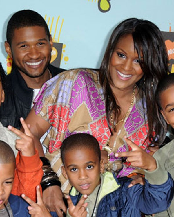 Usher's Stepson Dies After Jet Ski Accident — Pulled Off Life Support