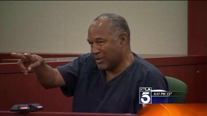 O.J. Simpson Takes the Stand in Bid for New Trial