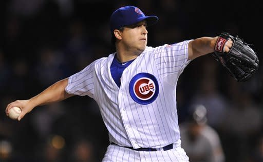 Cubs two-hit by Astros to reach 100 losses