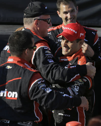 Montoya has swagger back, but also shows softer side