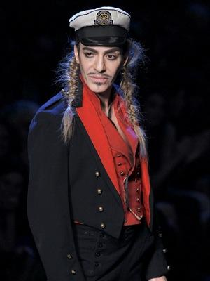 NY Post Stirs Controversy Over John Galliano's 'Hassidic' Attire,  Anti-Defamation League Says 'Nonsense'