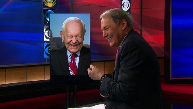 """Bob Schieffer: """"This is what I always wanted to be"""""""