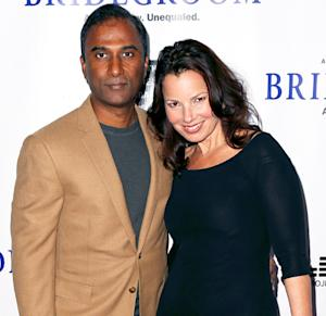 Fran Drescher Steps Out With New Boyfriend Shiva Ayyadurai, Email Inventor: Picture