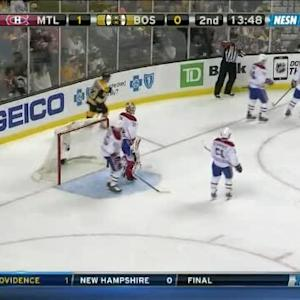 Carey Price Save on Reilly Smith (06:12/2nd)