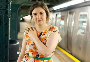 Lena Dunham | Photo Credits: Ali Paige Goldstein/HBO
