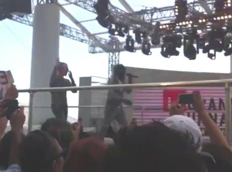 Exclu vido : Sexion d&#39;Assaut en rptition  Cannes !