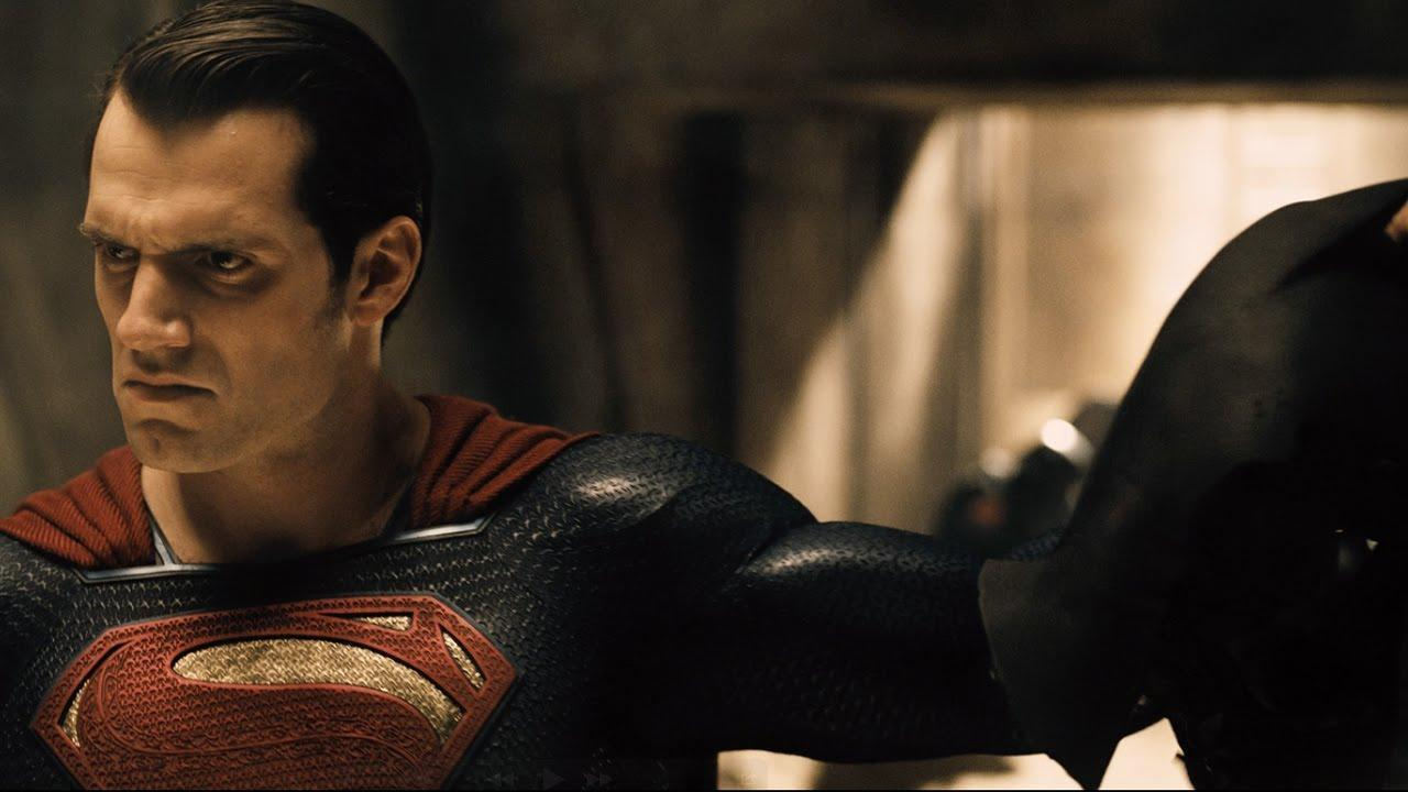 Superman Unmasks Batman in New 'Batman v Superman: Dawn of Justice' Clip