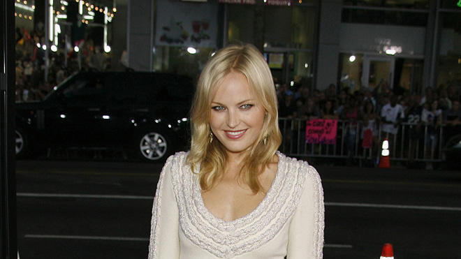 Eagle Eye LA Premiere 2008 Malin Akerman