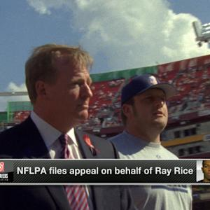 Ray Rice looking for second chance