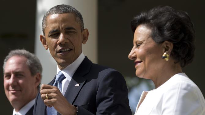 Obama nominates Pritzker, Froman for economic jobs