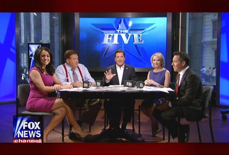 'The Five' celebrate an amazing …